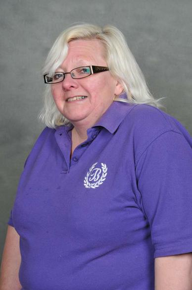 Mrs Evans Midday Assistant