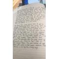 Benjamin's fantastic  literacy