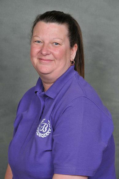 Mrs Roberts Midday Supervisor