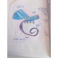 Sophia's dragon
