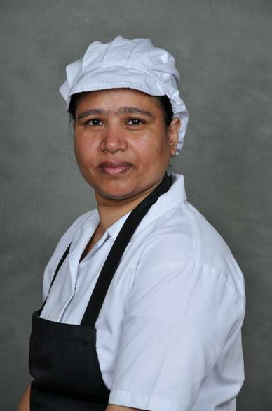 Mrs Begum Kitchen Assistant