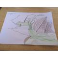 Tyler's dragon