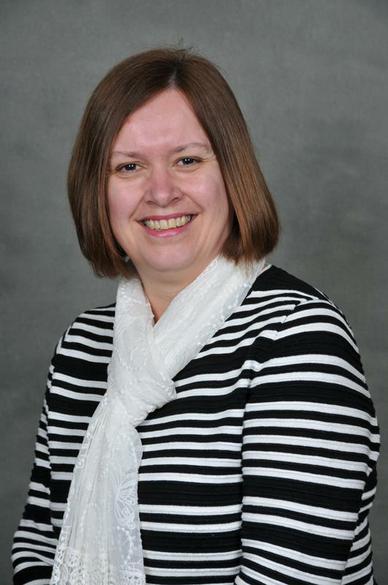 Mrs Richardson School Business Manager