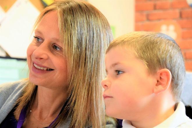 Miss J Walker- Deputy Headteacher