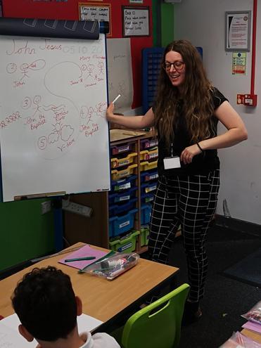 Miss L Sirrell- Rowan Class
