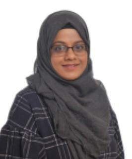Miss Begum - Coberley Class Teacher