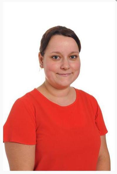 Mrs Barnes - Assistant Head