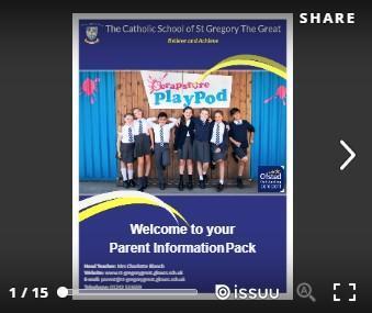 Parent Information Brochure