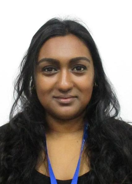 Miss Augusthy - Family Action Assistant
