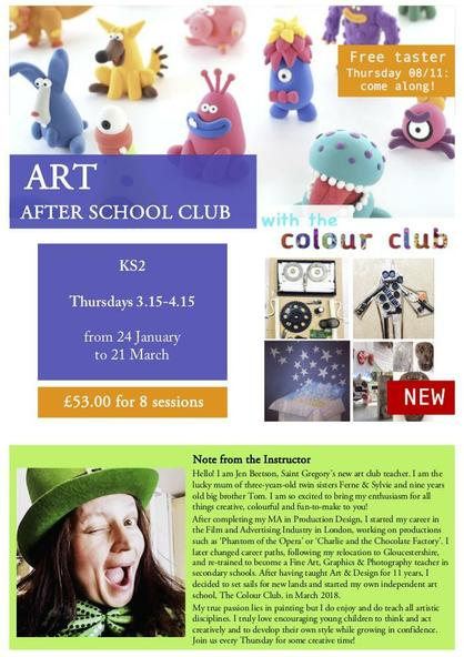 Art After School Club