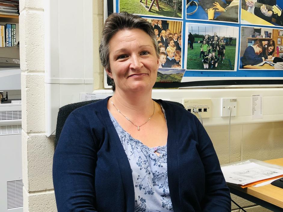 Mrs Doney (Administrative Assistant)