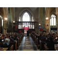 Whole school together for our Easter Service