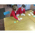 We play lots of games to help us remember our high frequency words.