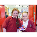 Codey & Ellie - Runner Up Year 6 - Thing 1 and 2