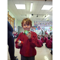 Cameron - Runner Up Year 2
