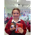 Molly -  Winner Year 4 - Monster Egg