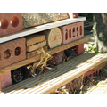 The first bug hotel was started