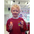 Riley T - Runner Up Year 1