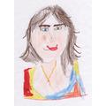 Mrs Briscoe by Liam