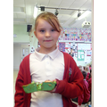 Aoife - Winner Year 3  - Hedgehog