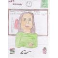 Mrs Hanna by Maisy