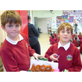 Oscar & Henry - Runner Up Year 6 - Eggolution