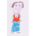 Mrs Briscoe by Hazel