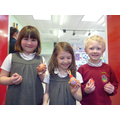 Our Year 1 Egg Decorating Winners