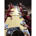 Viking Feast in the Great Hall