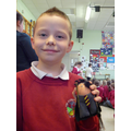 Rhyley - Runner Up Year 3  - Harry Potter