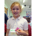 Anna - Runner Up Year 3 - 'Squeak' Mouse