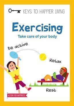 February- Exercising