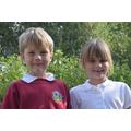 Edward and Olivia