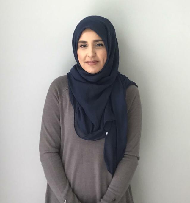 Miss Iqbal, Teaching Assistant