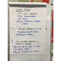 5M's class plan to help save the planet!