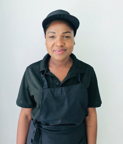 Mrs Bwana, School Cook