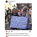 Marcus Rashford personal tweet response to two of our pupils