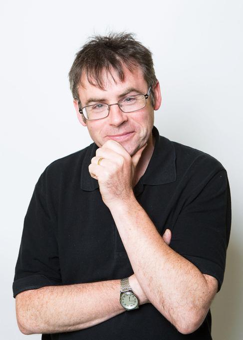 Mr Mitchell, EYFS Phase Leader