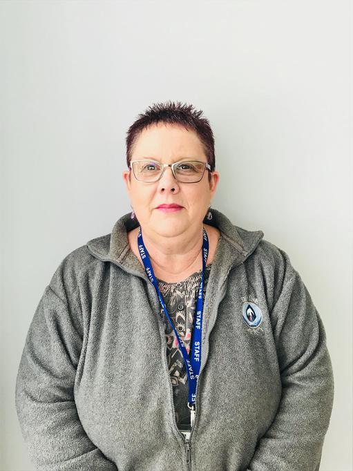 Miss Sargent, Teaching Assitant