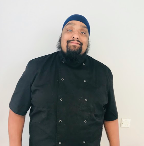 Mr Singh, Head School Cook, Kitchen Manager