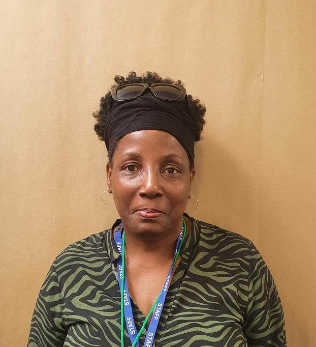 Mrs Nisbett, Year 3 Teaching Assistant