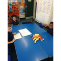 Designing our fruit salad.