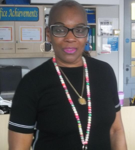 Mrs Mullins-Admin Assistant