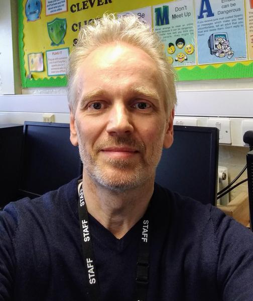 John Hutcheson Computing Lead