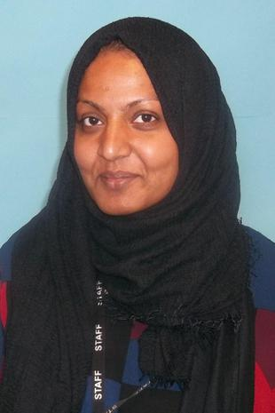 Hajera Begum -Yr4 and RE Lead