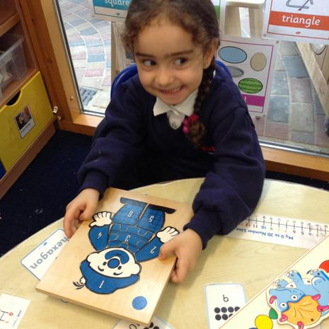 We have been looking at number puzzles