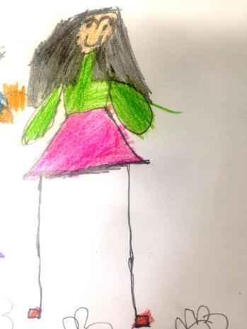 Miss Domb - Violet Class