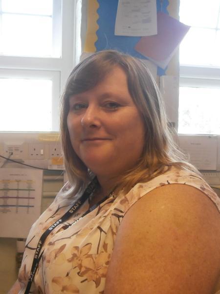 Mrs Sparks - Admin Assistant - EY/KS1