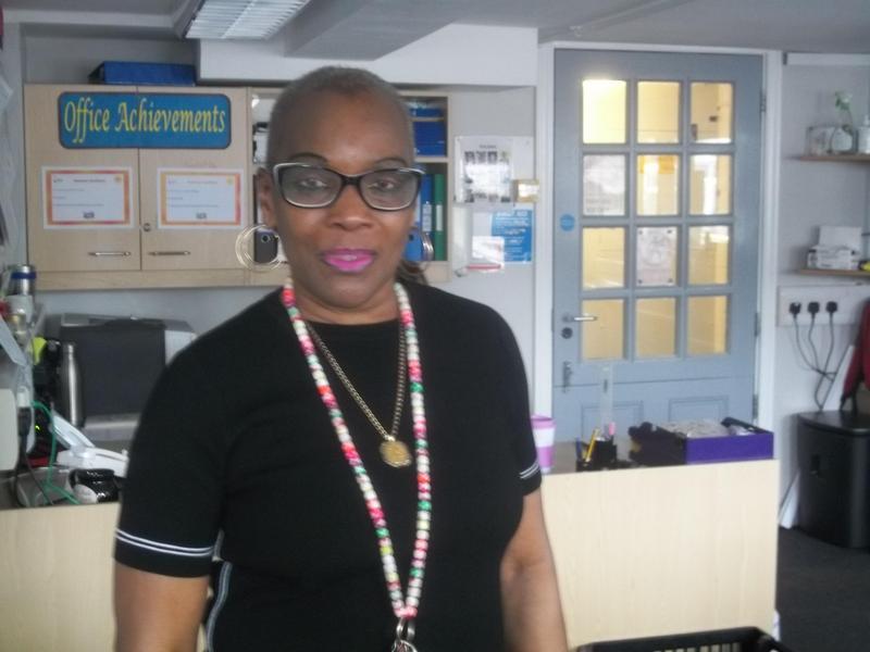 Mrs Mullings - Admin Assistant