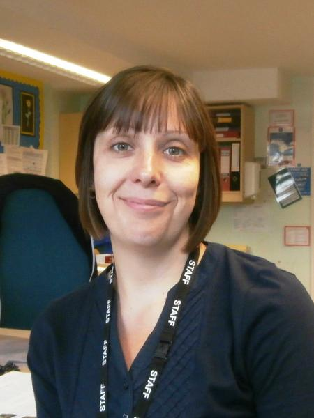 Mrs Newton-Office Manager